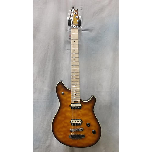 EVH Wolfgang Special Solid Body Electric Guitar Vintage Sunburst