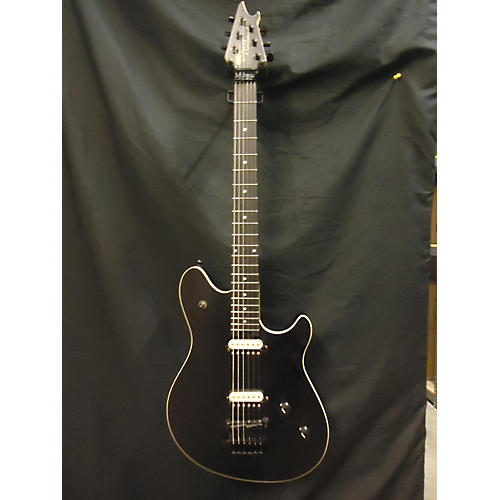 EVH Wolfgang Special Stealth Solid Body Electric Guitar-thumbnail