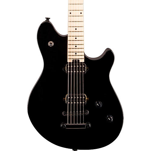 EVH Wolfgang-T Standard Electric Guitar Black Maple Fretboard