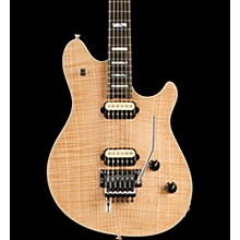 EVH Wolfgang USA 5A Flame Maple Top