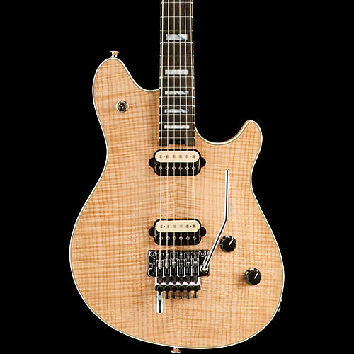 EVH Wolfgang USA 5A Flame Maple Top-thumbnail
