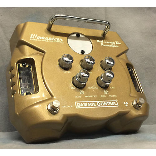 Damage Control Womanizer Effect Pedal