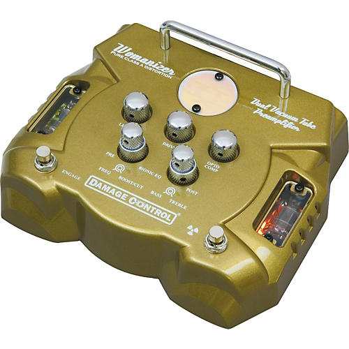 Damage Control Womanizer Tube Distortion Preamp Pedal