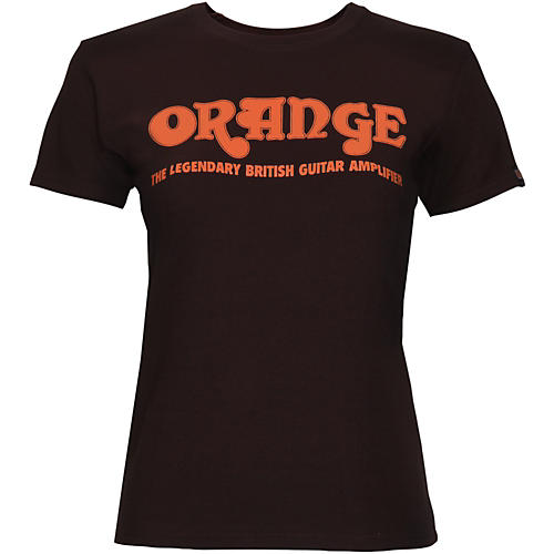Orange Amplifiers Women's Classic T-Shirt