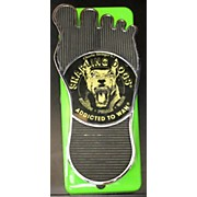Snarling Dogs Wonder Wah Green Effect Pedal