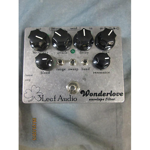 In Store Used Wonderlove Effect Pedal-thumbnail