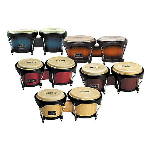 Schalloch Wood Bongo Set-thumbnail