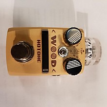 Hotone Effects Wood Effect Pedal