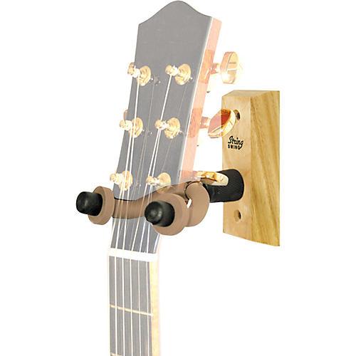 String Swing Wood Guitar Wall Hanger-thumbnail