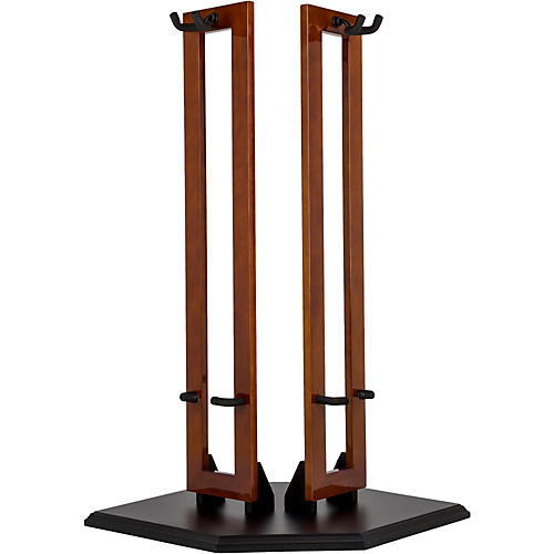 Fender Wood Hanging Double Guitar Stand-thumbnail