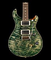 PRS Wood Library Custom 24 Quilted Maple 10 Top Electric Guitar