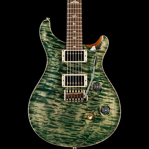 PRS Wood Library Custom 24 Quilted Maple 10 Top Electric Guitar-thumbnail