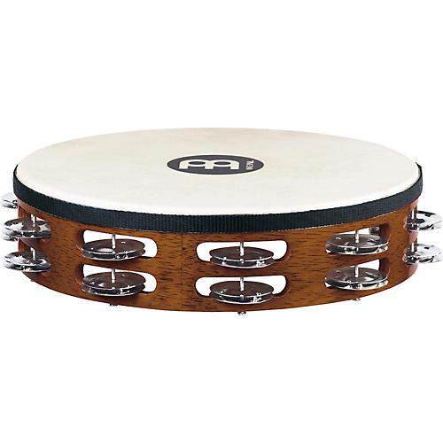 Meinl Wood Tambourine with Goatskin Head-thumbnail