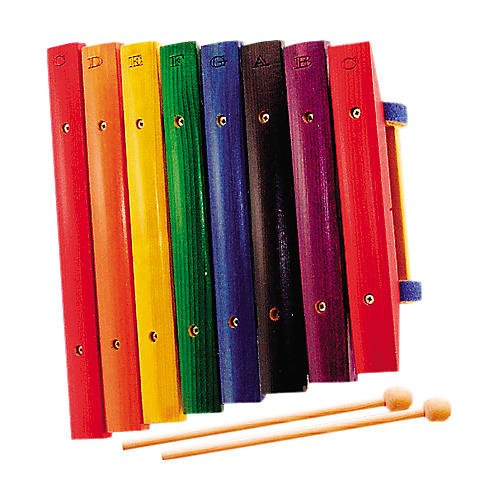 First Note Wood Xylophone-8 Note-thumbnail