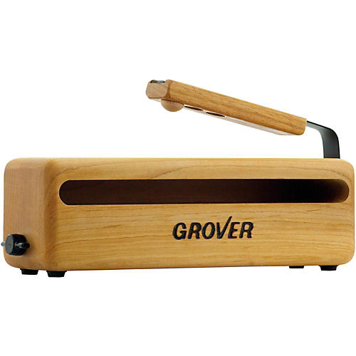 Grover Pro Woodblock with BlocKnock