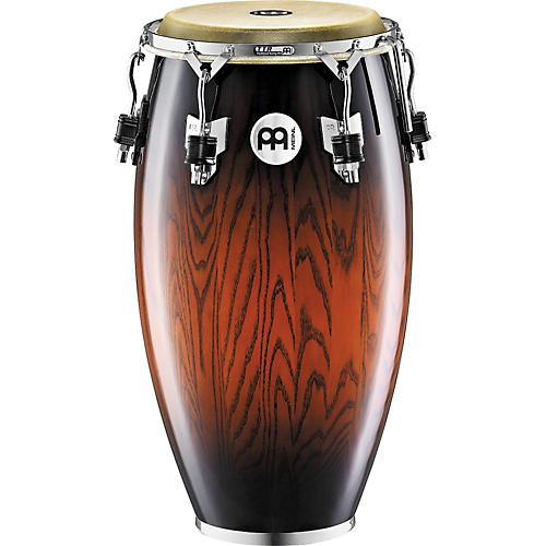 Meinl Woodcraft Conga Drum Antique Mahogany Burst 11-3/4 in.