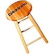 D'Addario Wooden Stool
