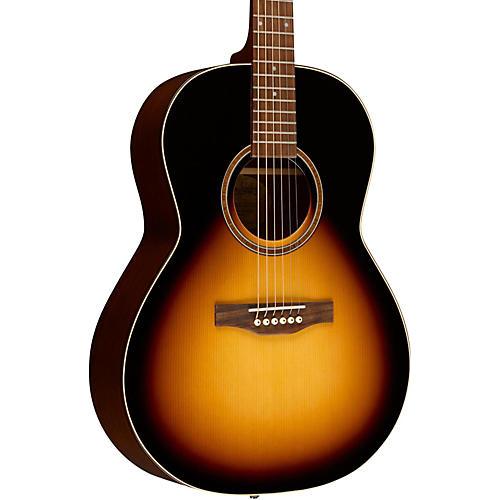 Simon & Patrick Woodland Pro Folk Sunburst Acoustic Guitar-thumbnail