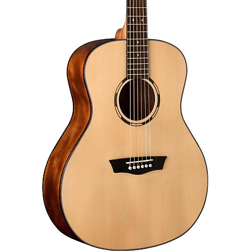 Washburn Woodline 10 Series WLO10S Acoustic Guitar-thumbnail