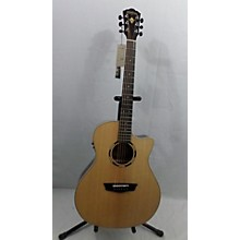Washburn Woodline Series WL020SCE Acoustic Electric Guitar
