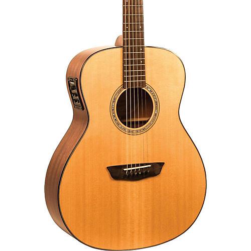 Washburn Woodlline Series WLO100SWEK Orchestra Acoustic-Electric Guitar-thumbnail