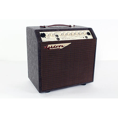 Ashdown Woodsman Classic 40W 2 Channel 1x8 Acoustic Guitar Combo Amp w/ Reverb-thumbnail
