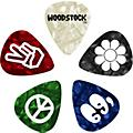 D'Addario Planet Waves Woodstock Picks - Assorted 10 Pack-thumbnail