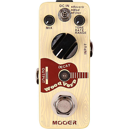 Mooer Woodverb Effects Pedal-thumbnail
