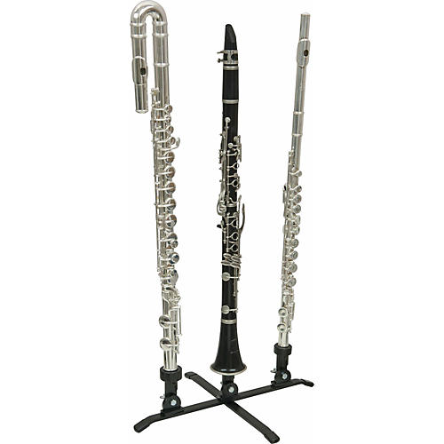 Performance Gear Woodwind Modular Instrument  Stand Carrying Bag (Double/Triple)