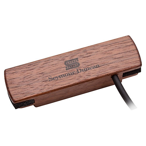 Seymour Duncan Woody HC Hum-Canceling Soundhole Pickup Walnut