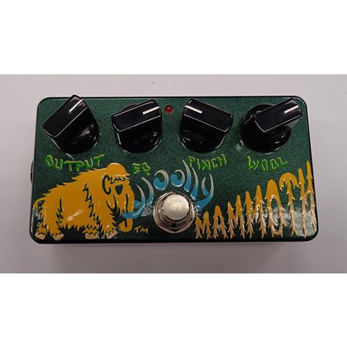 Zvex Wooly Mammoth Bass Fuzz Bass Effect Pedal