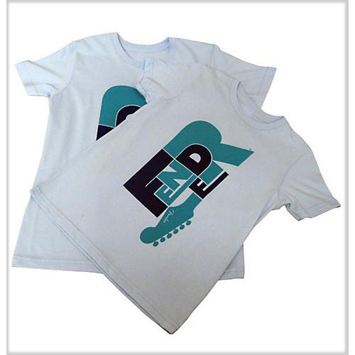 Fender Word Kids T-Shirt
