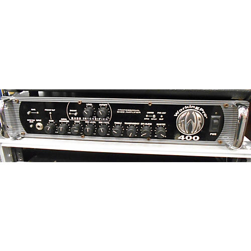 SWR Working Pro 400 Bass Amp Head-thumbnail