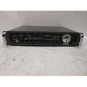 Pre-owned SWR WorkingPro 700 Bass Amp Head