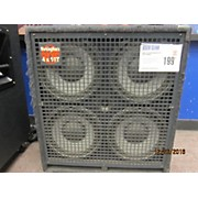 SWR Workingman 4x10 Bass Cabinet