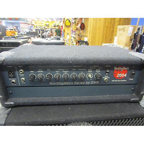 SWR Workingman's 2004 Bass Amp Head