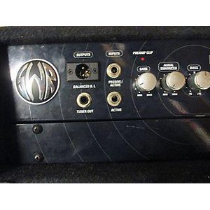 Pre-owned SWR Workingmans 2004 Bass Amp Head by SWR