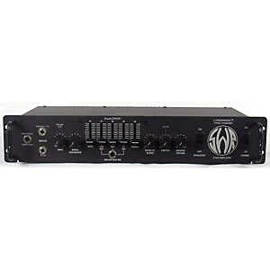 Pre-owned SWR Workingmans 300 Bass Amp Head