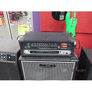 Pre-owned SWR Workingmans 4004 Bass Amp Head