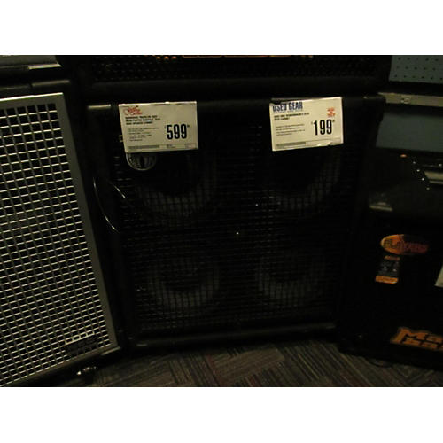 SWR Workingman's 4x10 Bass Cabinet