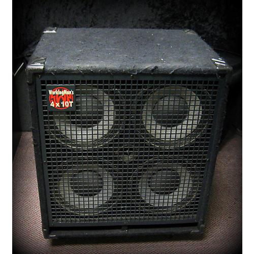 SWR Workingman's 4x10T Bass Cabinet