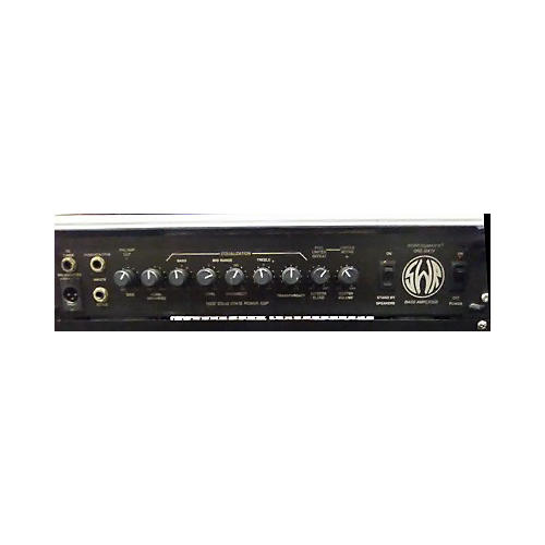 SWR Workingmans One Sixty Bass Amp Head-thumbnail
