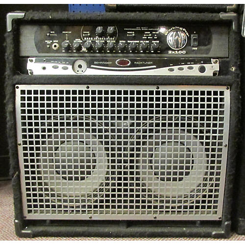 SWR Workingpro 2x10c Bass Combo Amp-thumbnail