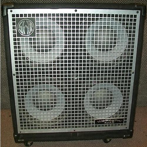 SWR Workingpro 4x10 400w Bass Cabinet
