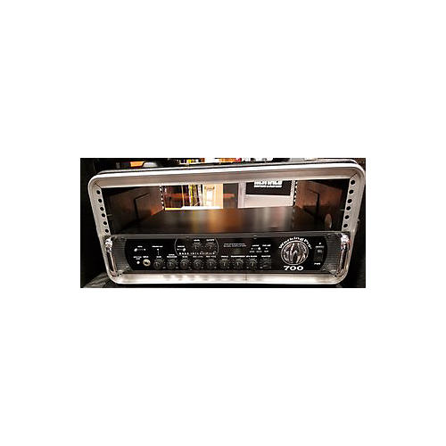 SWR Workingpro 700 Bass Amp Head-thumbnail