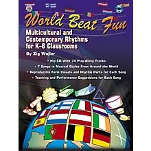 Alfred World Beat Fun Book/CD