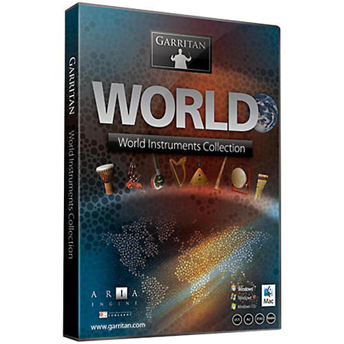 Garritan World Instruments Software Download-thumbnail