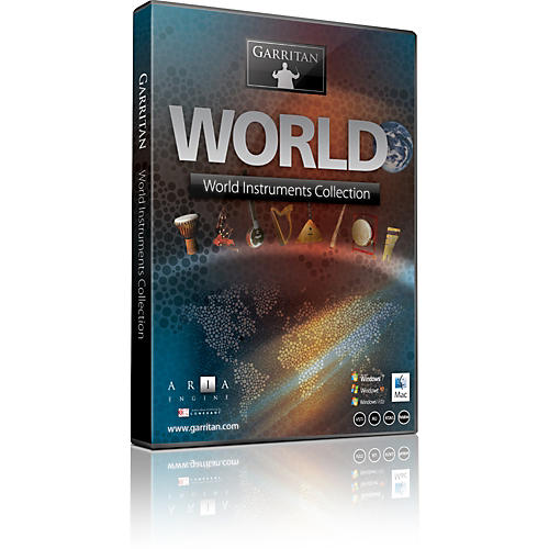 Garritan World Instruments Sound Library-thumbnail