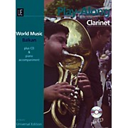Carl Fischer World Music - Balkan Play Along Clarinet