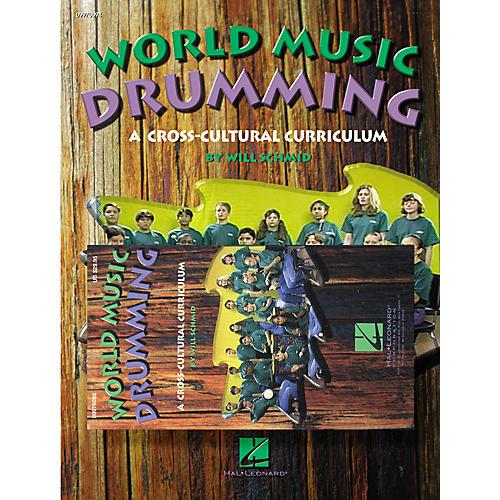 Hal Leonard World Music Drumming (Classroom Kit)